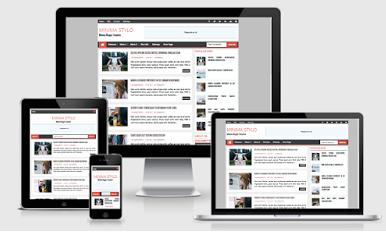 Minima Stylo SEO Responsive Blogger Template Free Download