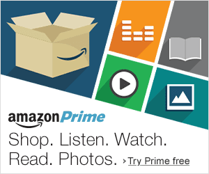 Amazon Prime - FREE 30-day trial