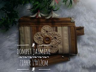 Dompet Resleting Jasmin 002