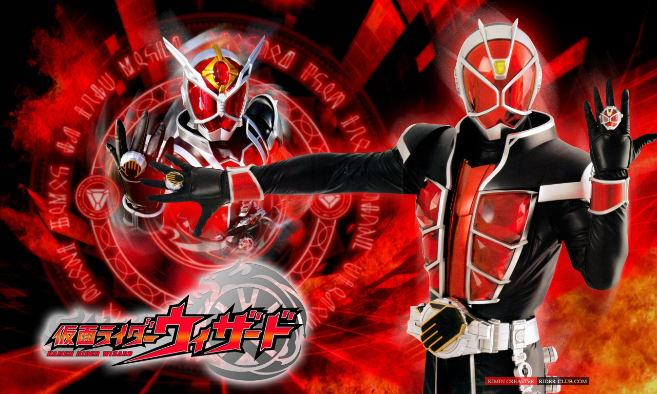 Kamen Sentai: My Thoughts On Kamen Rider Wizard So Far
