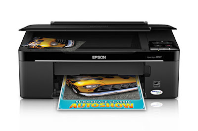Epson Stylus NX127 Driver Download and Manual Installation