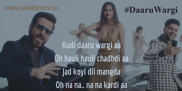 Daaru Wargi Aa | Guru Randhawa Ft. Emran Hashmi | Full Audio Song Lyrics with English Translation and Real Meaning | Cheat India