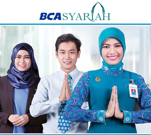 Lowongan Kerja PT. Bank BCA Syariah, Jobs: Account Officer, Customer Service.
