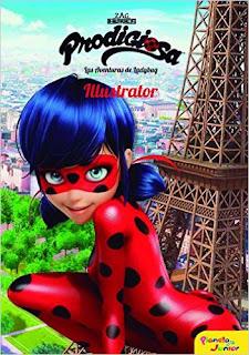 Prodigiosa. Las Aventuras De Ladybug. Illustrator PDF