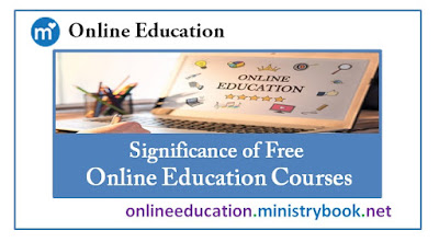 Significance of Free Online Education Courses
