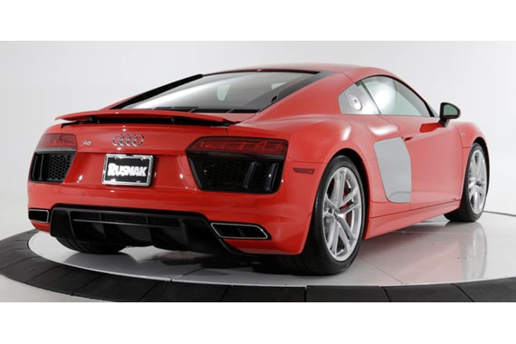 2017 audi r8 v10 for sale price 175 890 the automotive world. Black Bedroom Furniture Sets. Home Design Ideas