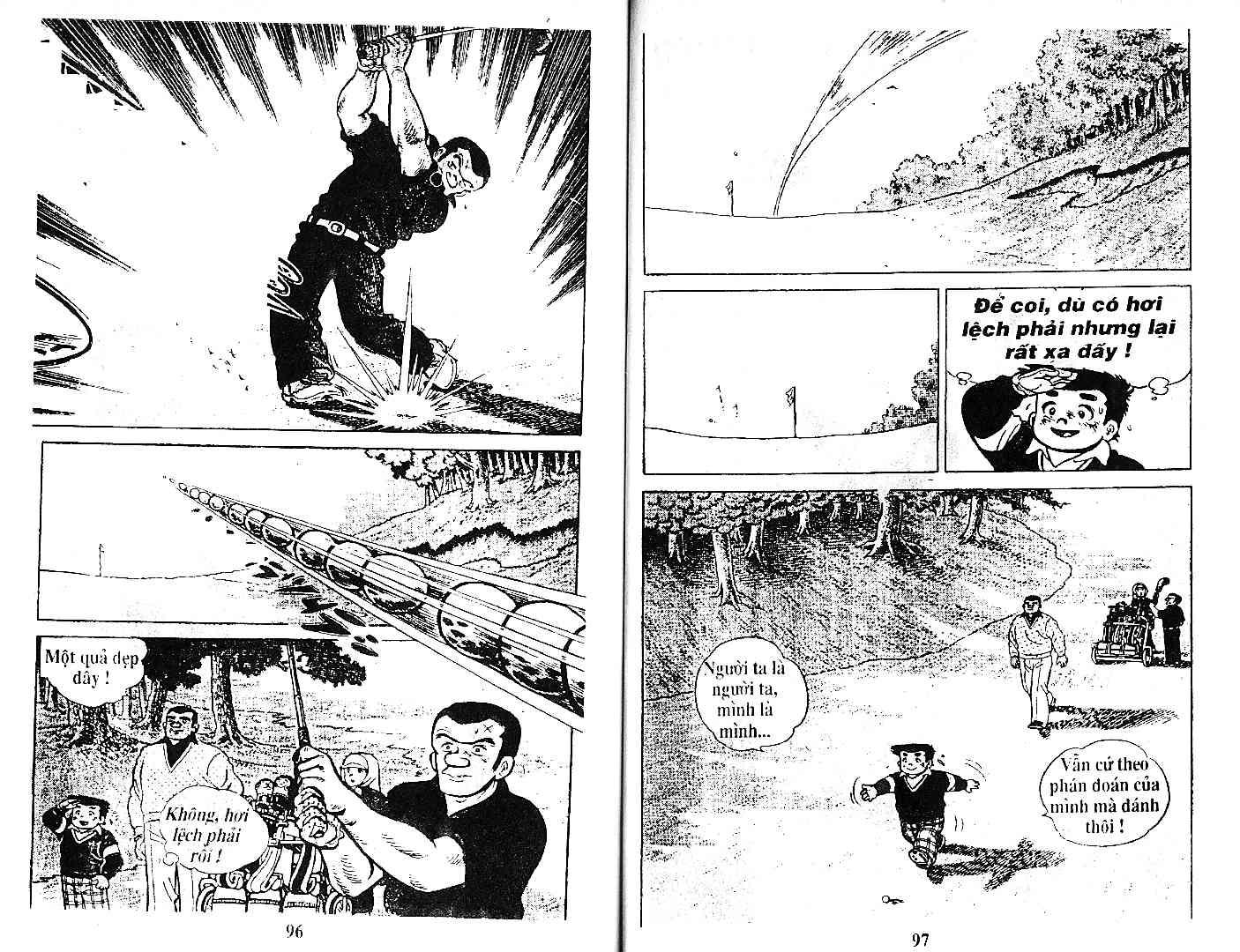 Ashita Tenki ni Naare chapter 28 trang 47