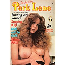 Park Lane magazine, erotic, erótica