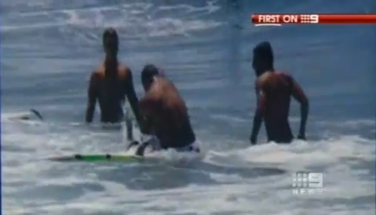 Sunny Garcia and Jeremy Flores get into fight with Burleigh local