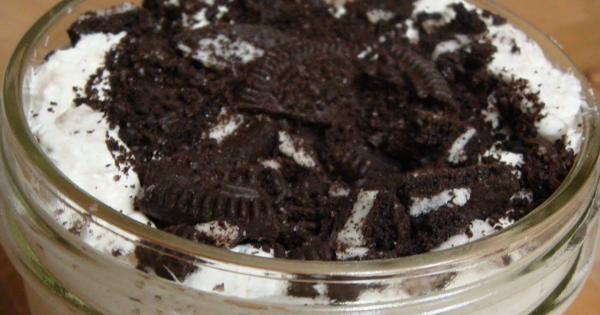 Cake In A Jar Recipe No Bake: Random Musings Of A Cluttered Kitchen...: Low-Fat No-Bake