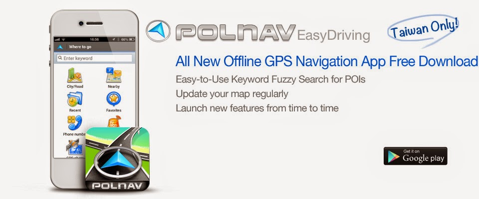 Polnav Maps download