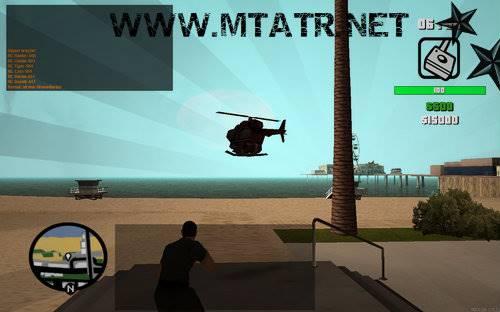 MTA SA Drone Script