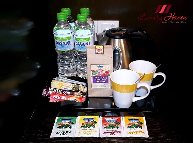 malaysia legoland hotel room coffee tea making facilities