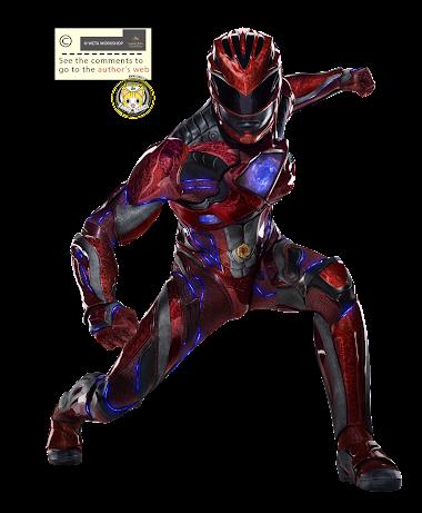 render Red Ranger