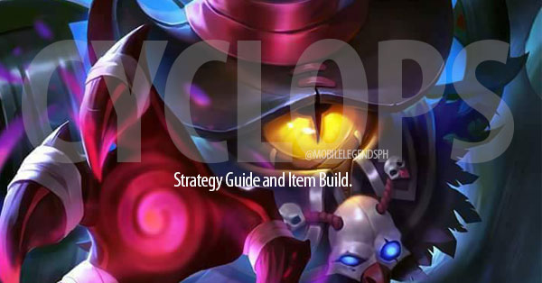 Cyclops Strategy Guide and Item Build