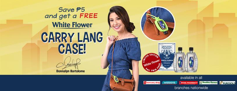 Youtube Sensation Donnalyn Bartolome Endorses White Flower ...