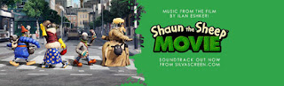 shaun the sheep movie soundtracks-shaun le mouton soundtracks-kuzular firarda muzikleri