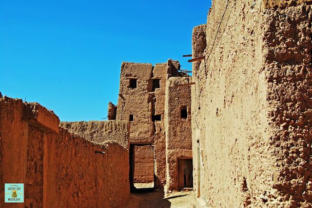 Kasbah de Tamnougalt, Marruecos