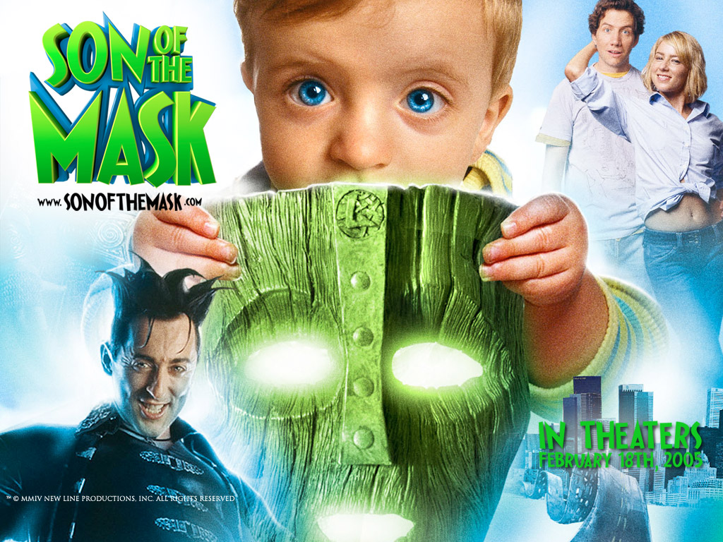 Son of the mask (2005) jamie kennedy, alan cumming comedy hd youtube.