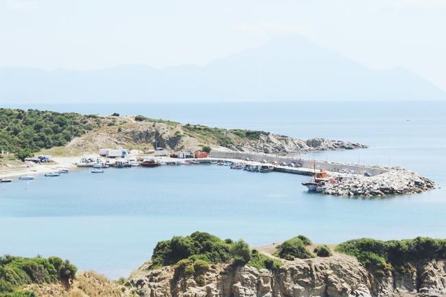 Best travel blog in Greece