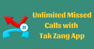 Tak Zang (Miss Call Boomber) Apk for Android