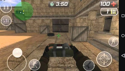 Counter Strike Apk+Data Offline