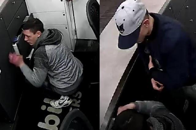 Ezeket a tolvajokat (is) keresik a rendőrök