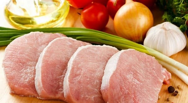 Если есть овощи и мясо можно похудеть