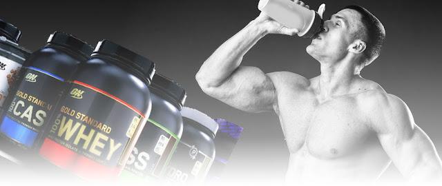المكملات الغذائية Nutritional supplements لكمال الاجسام