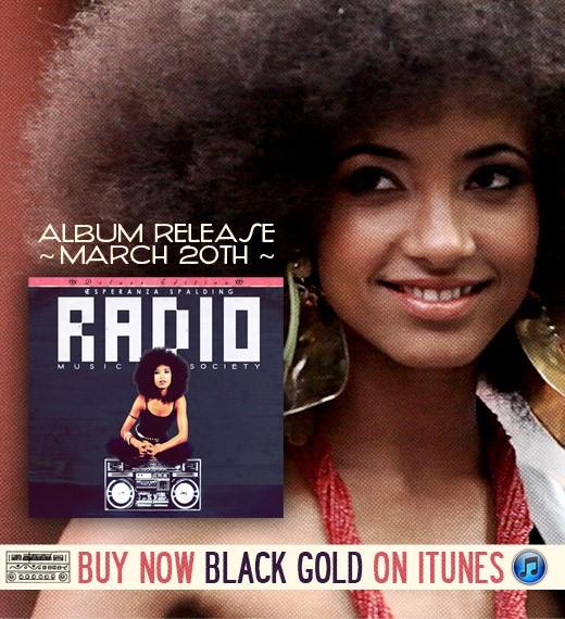 Lance's Blog: Music Review: Esperanza Spalding's Radio Music