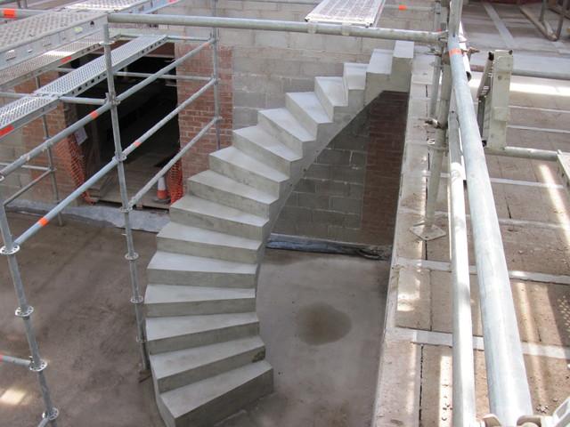 مذكرة pdf السلالم stairs ( تصميم + تنفيذ )