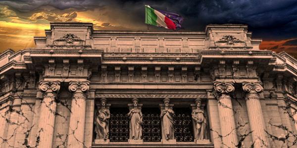 Ιταλία: Η επόμενη τραπεζική κατάρρευση;