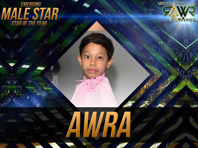 LION: Awra bags Emerging Male Star of the Year #RAWRAwards2016
