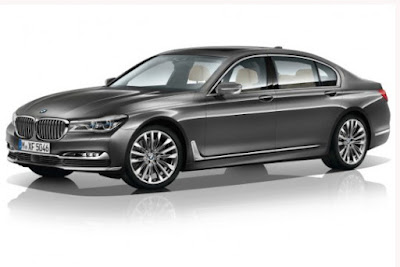 2016 BMW 7 Series Car HD Images
