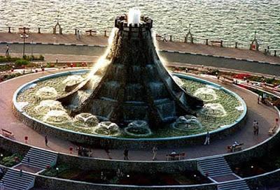 Gambar Air Mancur Terindah Terbesar Tercantik Terbagus Tertinggi di Dunia_Most Beautiful Fabulous Biggest Fountains in The World