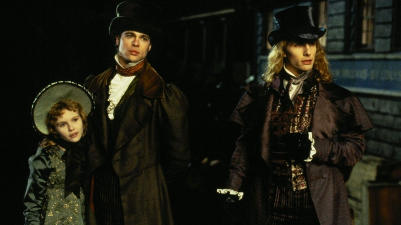 Interview With The Vampire 1994 Celluloid And Whiskey