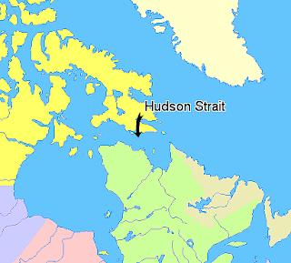 Hudson Boğazı Nerededir?
