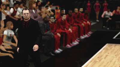 NBA 2K13 Tom Thibodeau Face Update 2K Mods