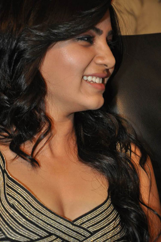 Kollywood Actress Samantha Hot Close Up Face