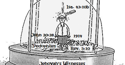 Jehovah's Witnesses Exposed!: The WT's Favorite Verse