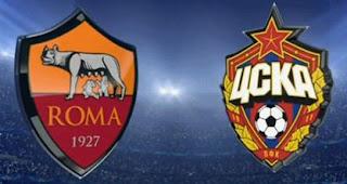 مشاهدة مباراة روما وسسكا موسكو بث مباشر بتاريخ 07-11-2018 دوري أبطال أوروبا