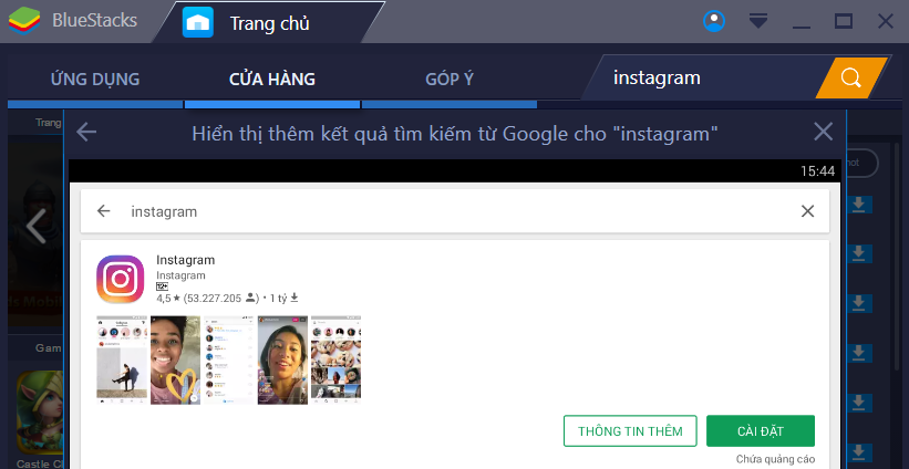 Cách đăng hình ảnh/video lên instagram bằng máy tính