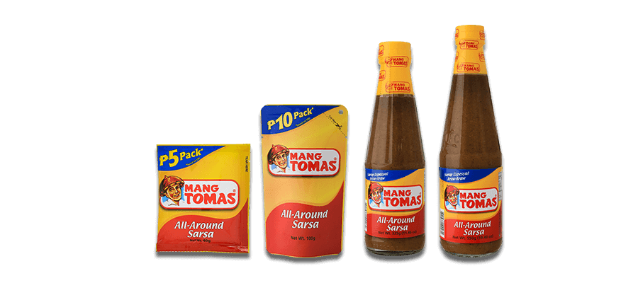 Mang Tomas Sauce All-Around Sarsa