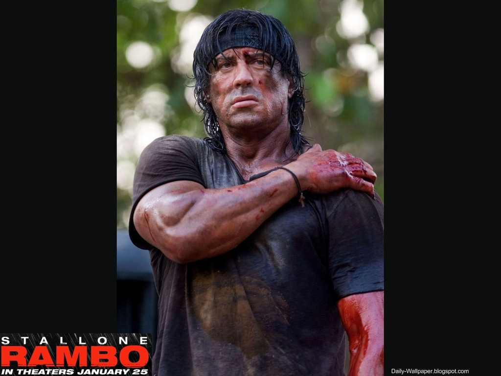 Esther Castillo: Sylvester Stallone Hd