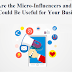 How Micro-Influencers Could Be Useful for Your Business?