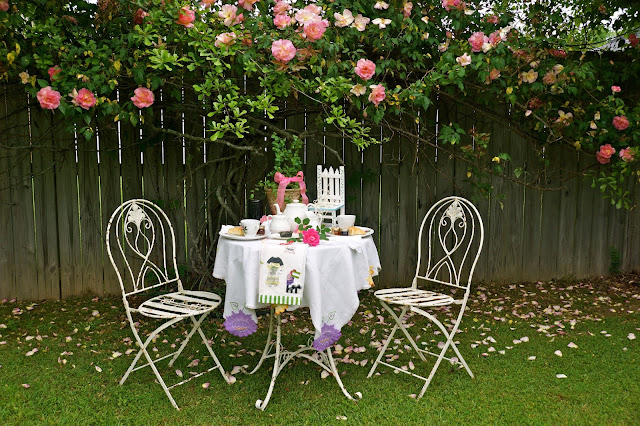Simple Rose Garden: Rooted In Thyme: ~Potpourri Gifts And Simple & Sweet