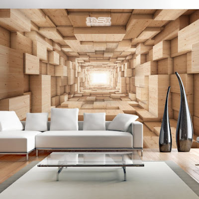 3D effect wallpaper images for home walls