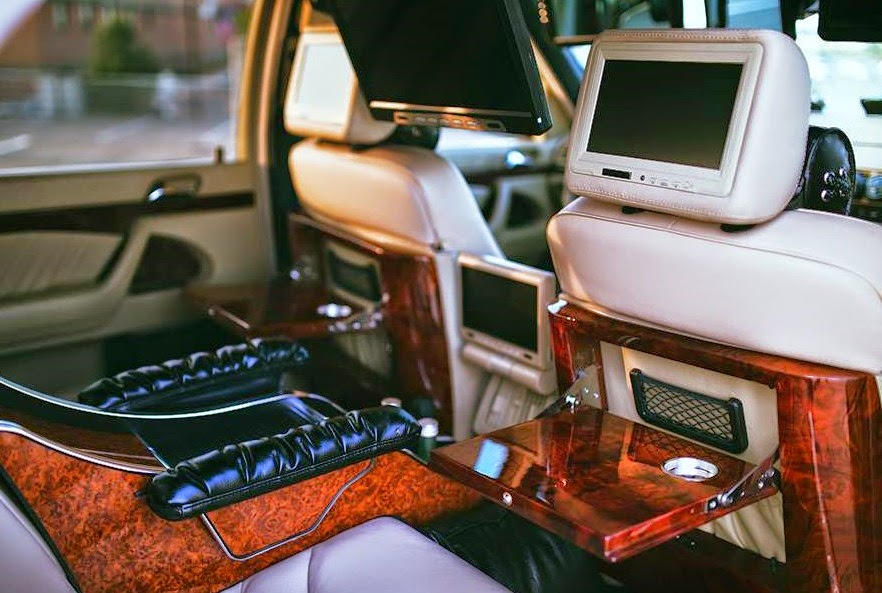 mercedes benz w140 interior