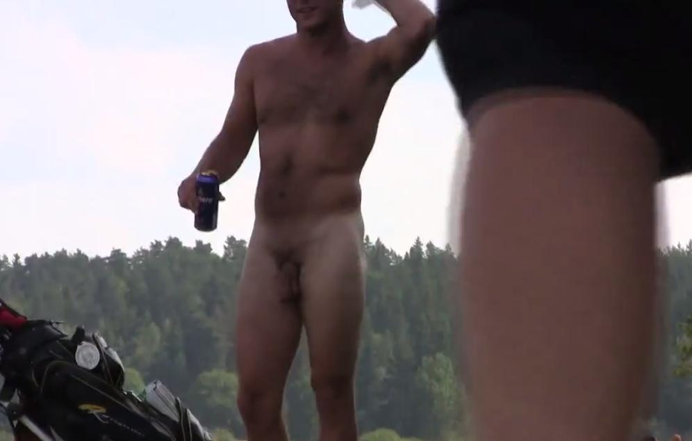 TUBEXPOSED Straight guys exposed on the net nude golfers