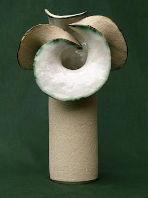 Diseño de florero muy creativo